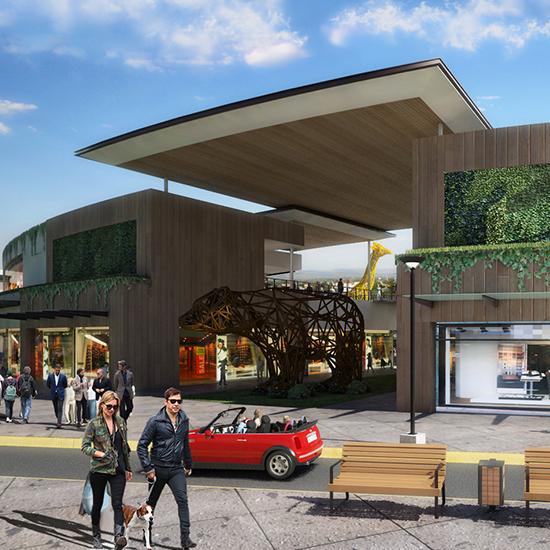 Centro Comercial Galerias Guadalajara: Proyectos Grupo Link