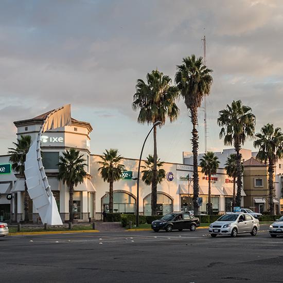 plaza palmas leon