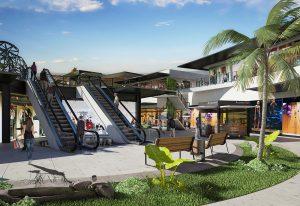 Plaza Magnolia diseñada por Grupo Link