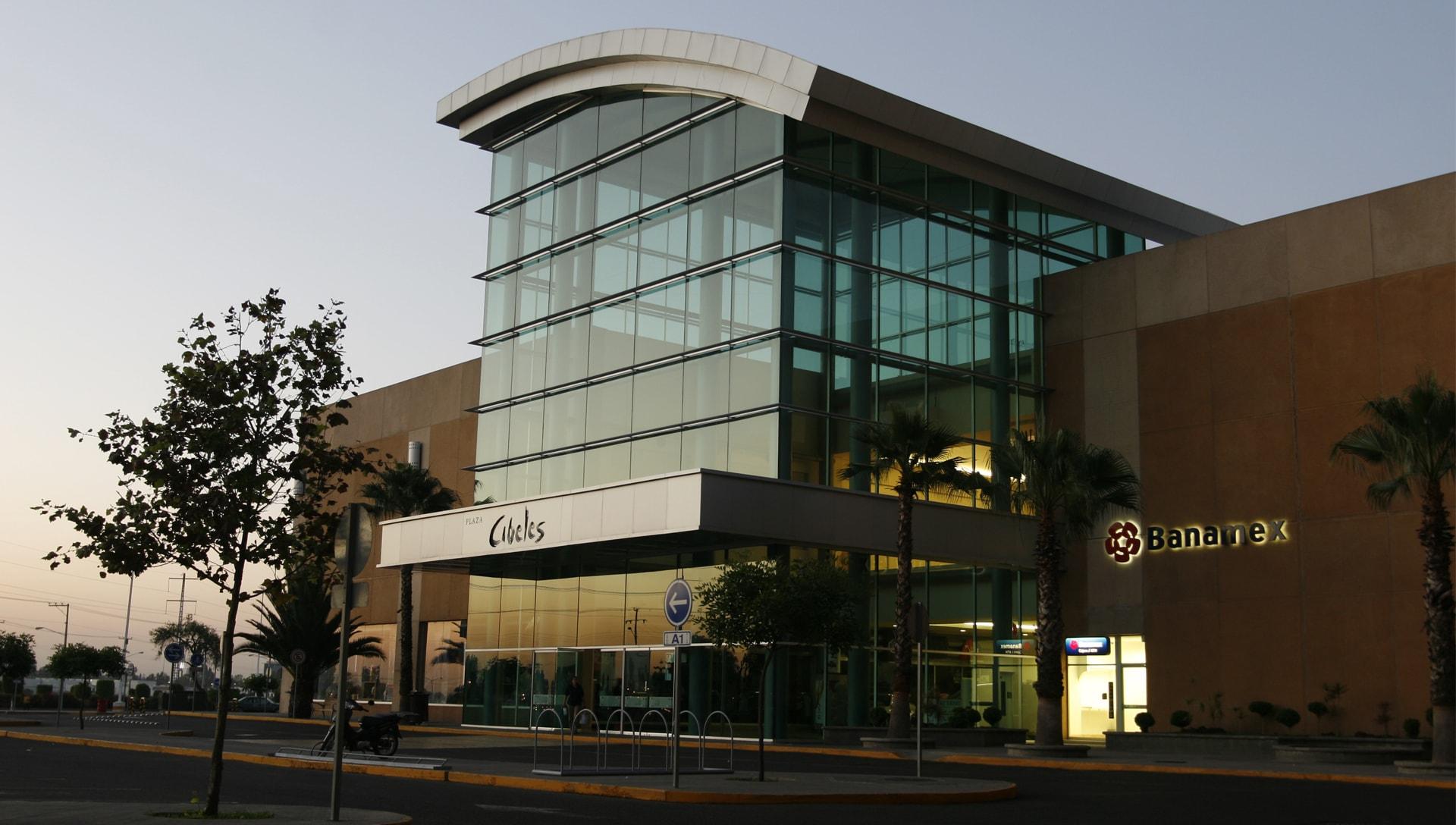 Plaza Cibeles Irapuato proyecto diseñado por grupo link